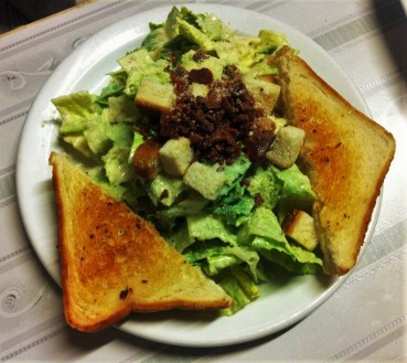 Caesar Salad, $7.99