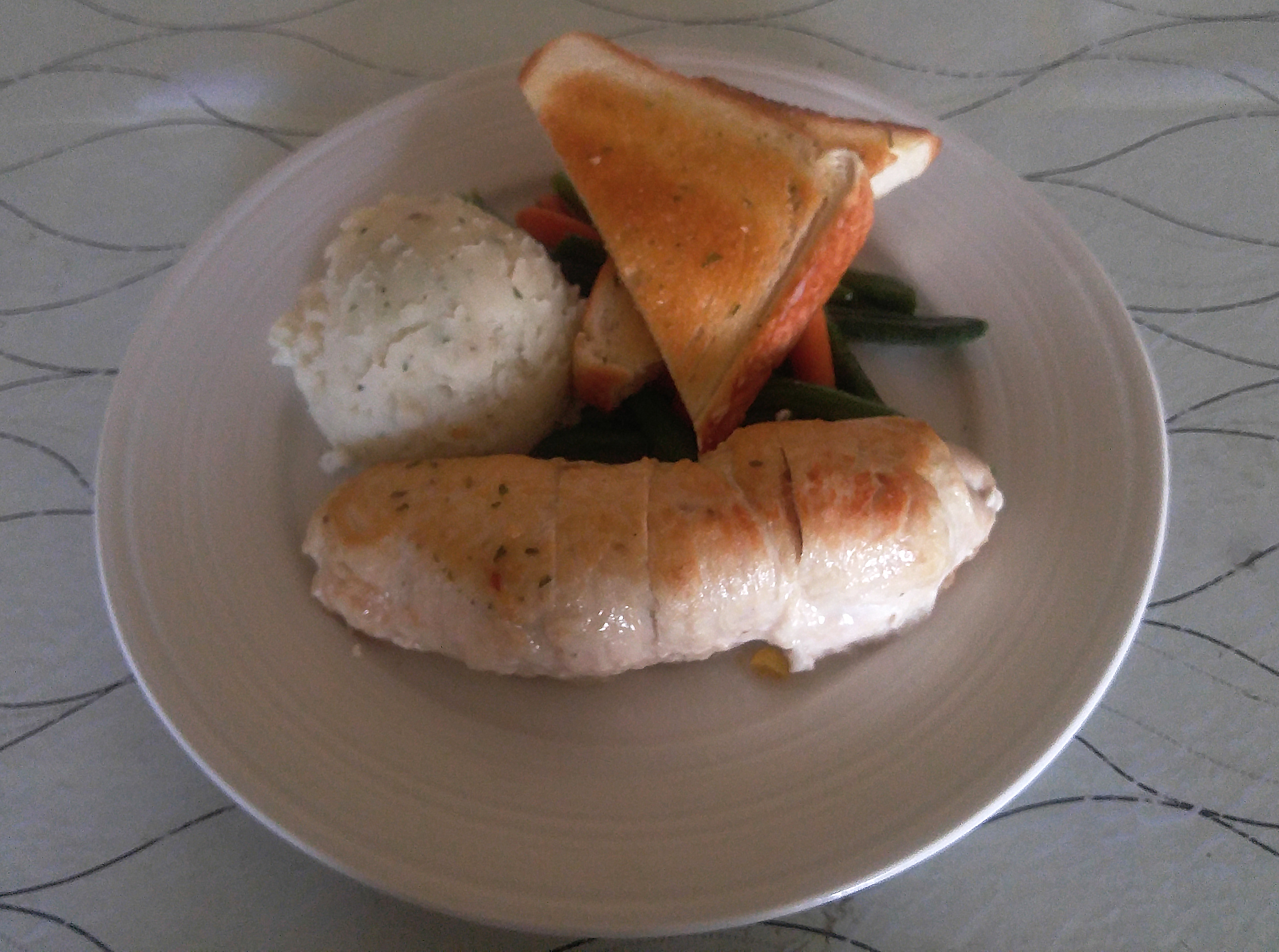Mother's Day Special Chicken Cordon